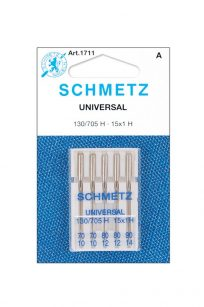 Schmetz Universal Needles Blackmore and Roy
