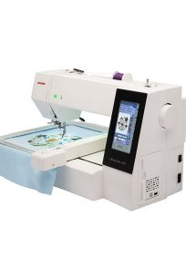 Janome - Memory Craft 500E Embroidery Machine Perth Western Australia Industrial Commercial Domestic Sewing Machine Sales Services and Repairs