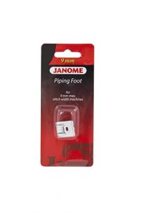 Piping Foot 9mm Janome