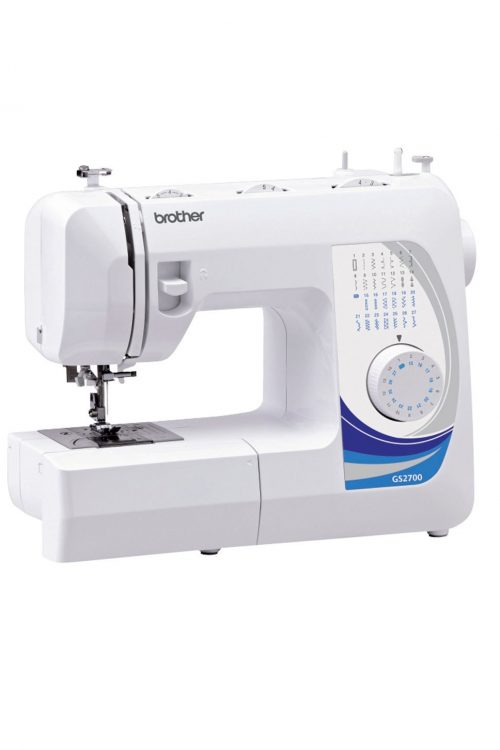 Brother GS 2700 Mechanical Domestic Built-in Stitches Accessories Manual Brochure Comparison Compare Spotlight