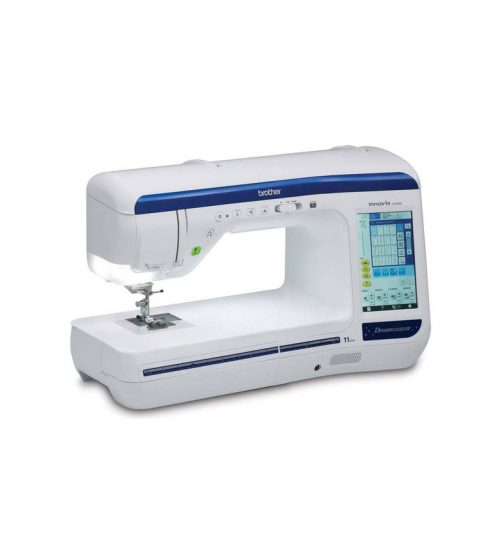 Brother VQ3000 Quilter Quilting Sewing Machine Throat Area Space Stitches Discount Price Australia