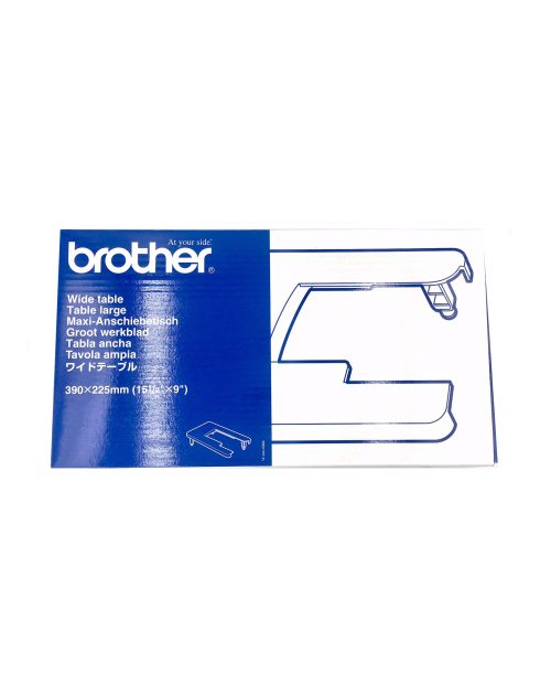 WT7 Wide Table FS Series Brother Sewing Extension Area Quilting Quilter Garment Sewing Accessories Add on Cheap Discount Spotlight Australia