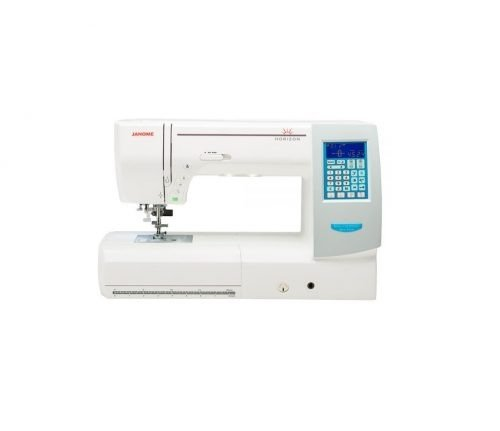 Horizon Memory Craft 8200QCP sewing quilting Janome Blackmore and Roy Perth WA Western Australia stitches throat quilt quilter quilting craft