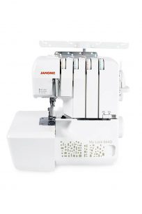 Janome My Lock Mylock 644D Overlocker Perth Western Australia 4 Thread Lower Looper Tensions