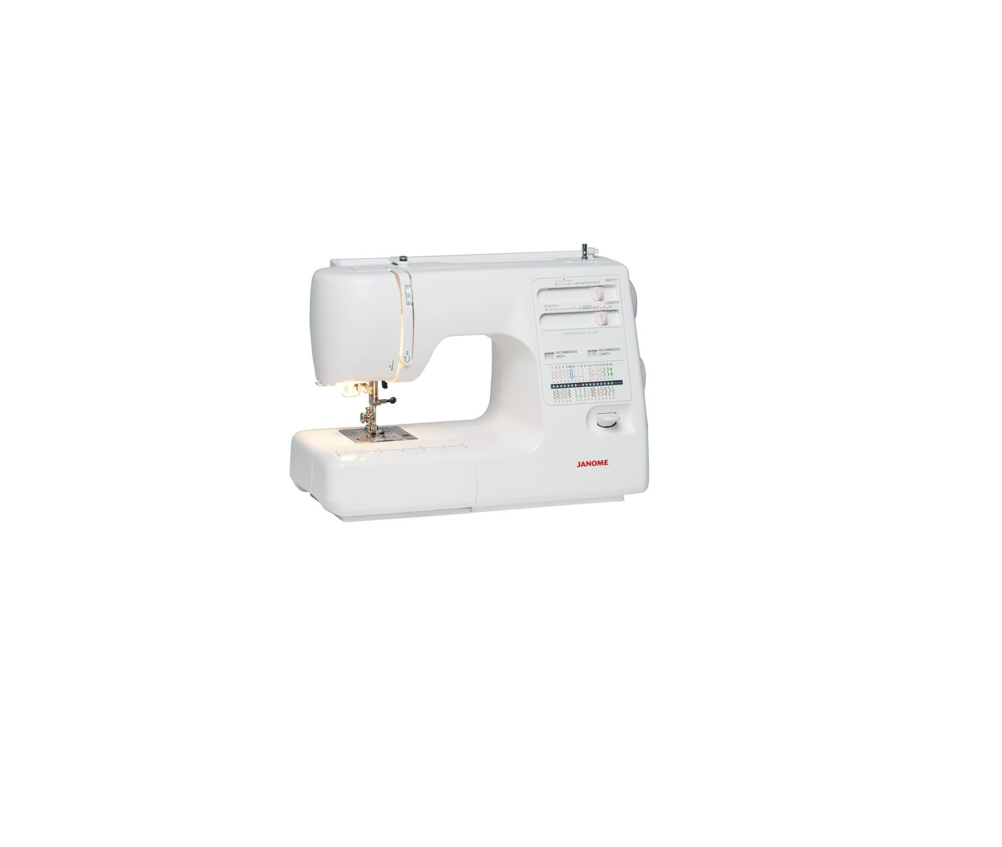 Janome My Style 27 MS5027 LE MS-5027LE Mechanical Sewing Machine Janome