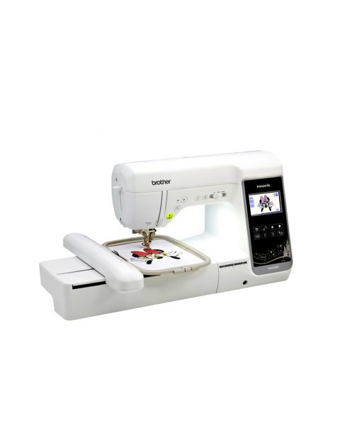 NS2750D Sewing and Embroidery Brother Quilting Disney Designs Hoop Frames Stitching Speed Area Cap Denim Machine