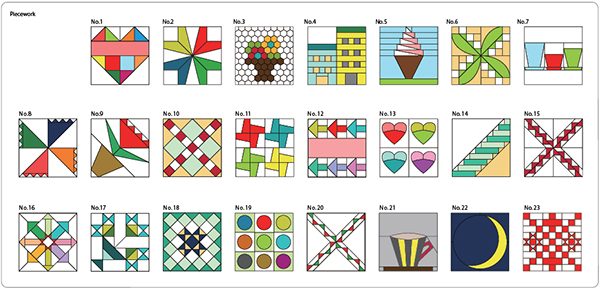Usb 1 Quilt Patterns Blackmore And Roy Perth Wa