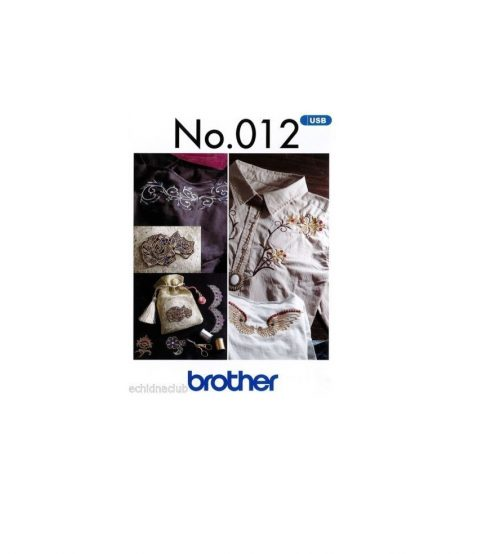 Brother USB 12 Faux Deco Fake