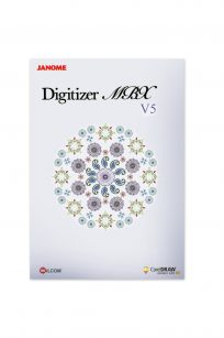Janome Digitizer Software Digitizer MBX v5.0