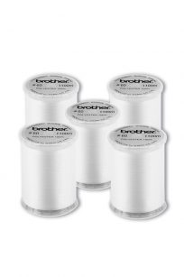 Brother Bobbin Thread Fill EBT-CEN 90wt Embroidery Sewing Australia Cones Spools 5 Pack Bulk Discount Prewounds Innov-is 800E VE2200 Winding Filament Polyester Spun EBT-CEN EBT-CEBN