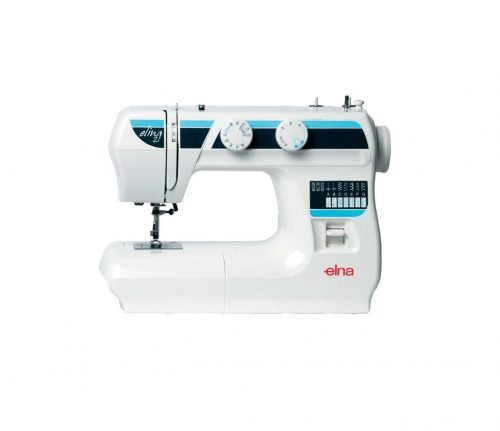 Elna Elina 21 Computerised Sewing Machine Cheap Discount Spotlight Stitches Built-in Buttonhole Beginner Basic Perth Western Australia Blackmore and Roy