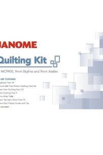 Quilting Kit for 9mm