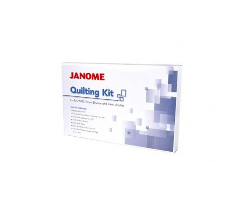 Janome Quilting Kit Accessories Sewing Skyline Memory Craft Australia Perth Western Australia Blackmore and Roy Sales Services Repairs Domestic Industrial