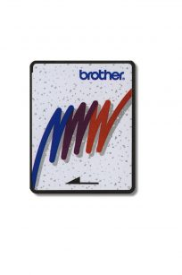 Brother Blank Card