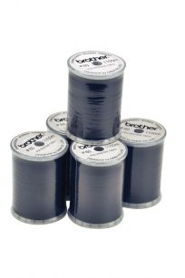 Brother Black Bobbin Thread Brother Bobbin 5 Pack