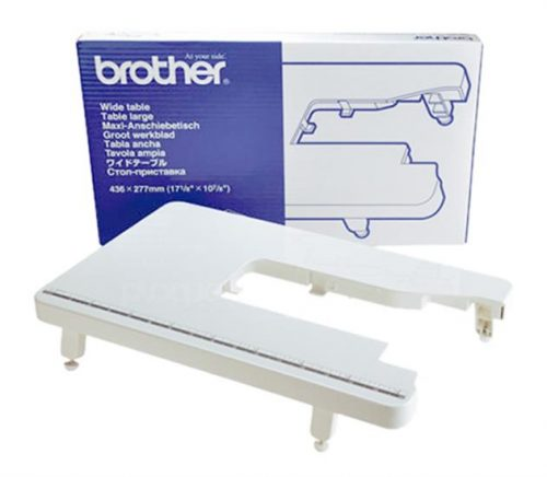 WT8 Wide Table Brother Sewing