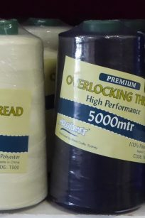 5000mtr Overlocking threads