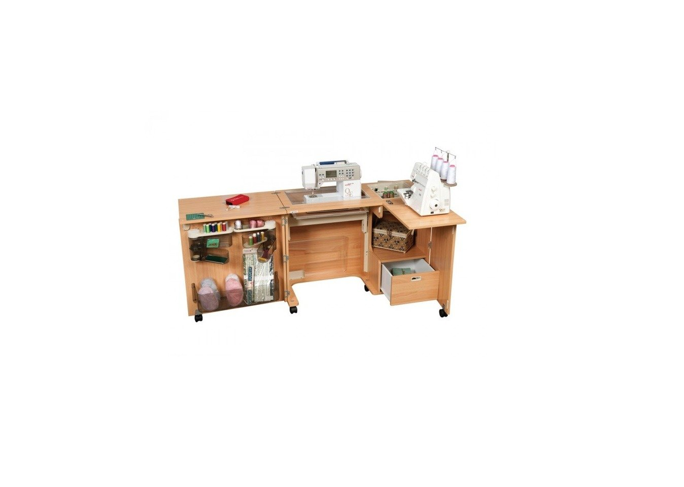 Monarch MK III Blackmore and Roy Sewing Machine Specialists Perth WA cabinet desk domestic industrial repairs thread spools best