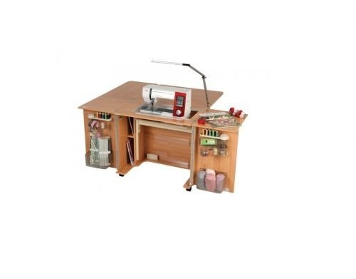 Outback MK II Sewing Cabinet Blackmore and Roy Perth WA wood finish surface space professional domestic industrial