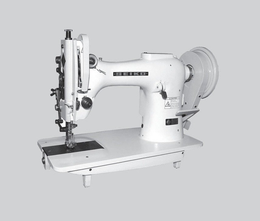 Seiko SK40B Canvas Tarp Machine Industrial Sewing Machine Blackmore Extraordinary Sewing Machines Perth Wa