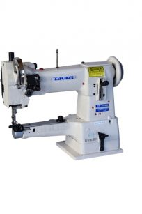 Elizabeth Taking TK335 Canvas Tarp Machine Blackmore and Roy Industrial Sewing Machine Perth WA