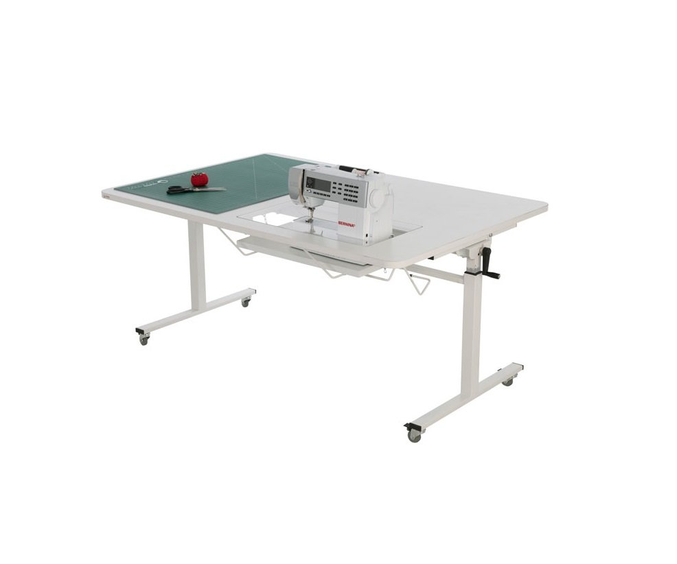 Height Adjustable Sewing and Cutting Table Horn Delivery Perth Western Australia Cheap Assemble