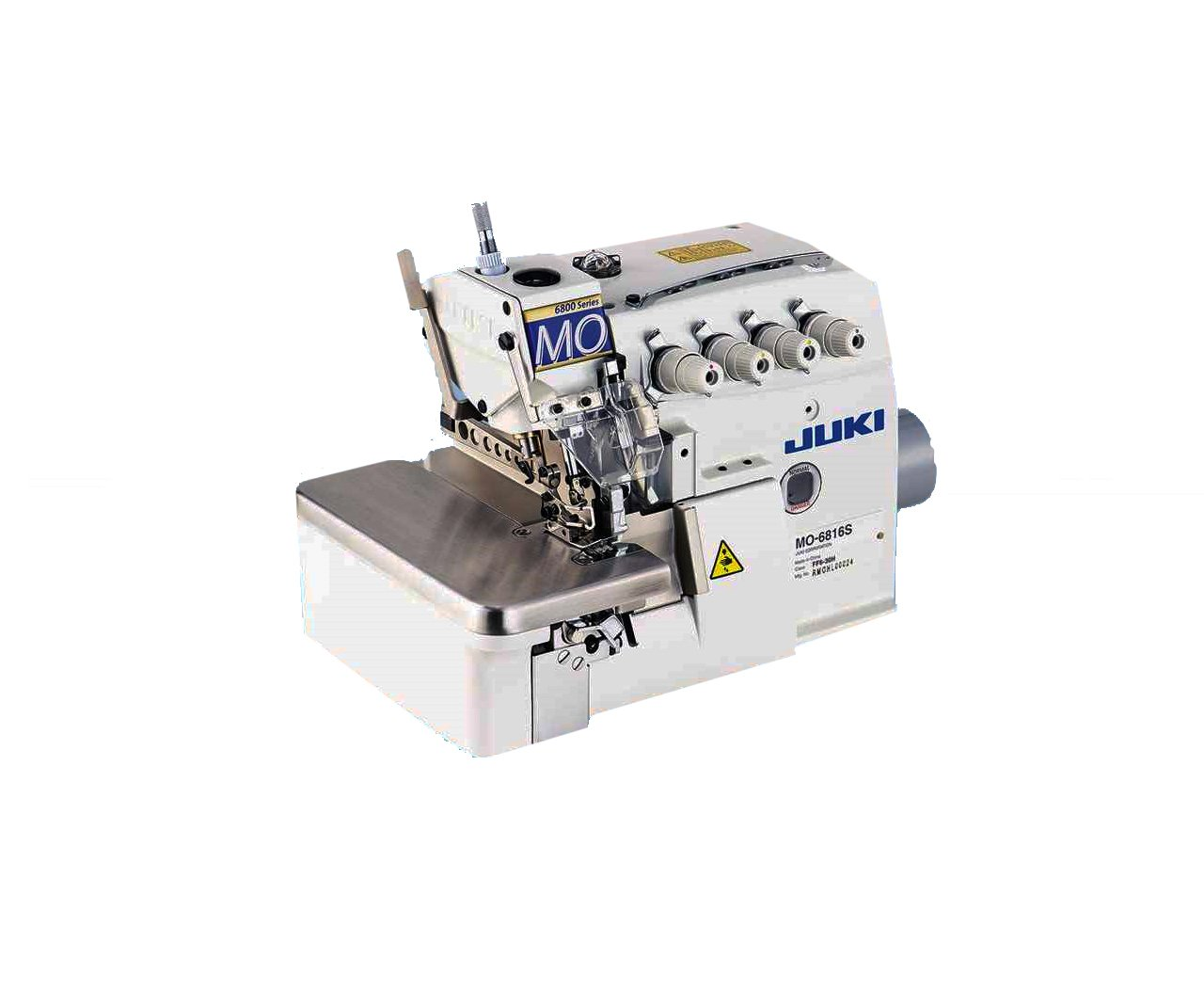 Juki MO 6800s Industrial Overlocking Overlocker Carpet Machine Sewing Perth WA Blackmore and Roy Western Australia Service