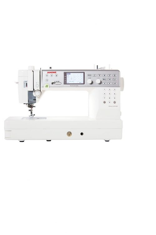 MC 6700P Professional Janome Stitches per minute Blackmore and Roy Australia Perth Wa Western Sewing Quilting Feet Foot Accessories