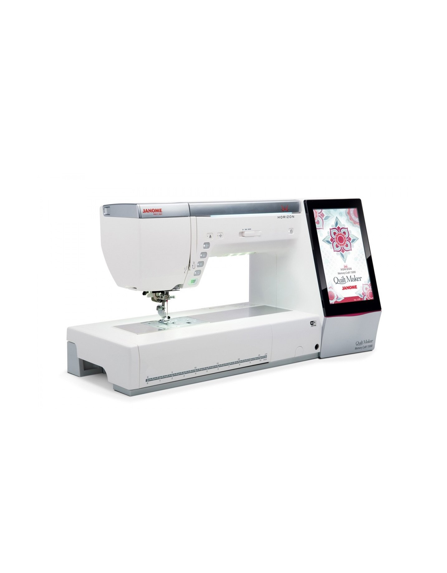 Quilt Maker Mc15000 Sewing Quilting Amp Embroidery