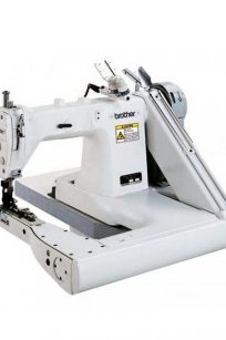 Brother DA 9270 Chain Stitch Industrial Sewing Machine Blackmore and Roy Perth WA Singer Manufacturer Dealer Repair Service Sales Cheap Discount Garment