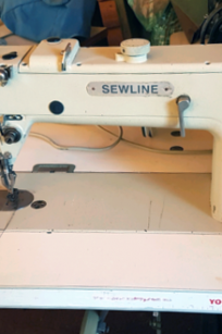 SEWLINE NX150 Industrial Sewing Commercial Heavy Duty Leather Sewing Garment Maker Denim Sales Services Repairs Perth WA Western Australia