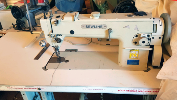 SEWLINE NX40 Blackmore And Roy Perth WA Adorable Sewing Machines Perth Wa