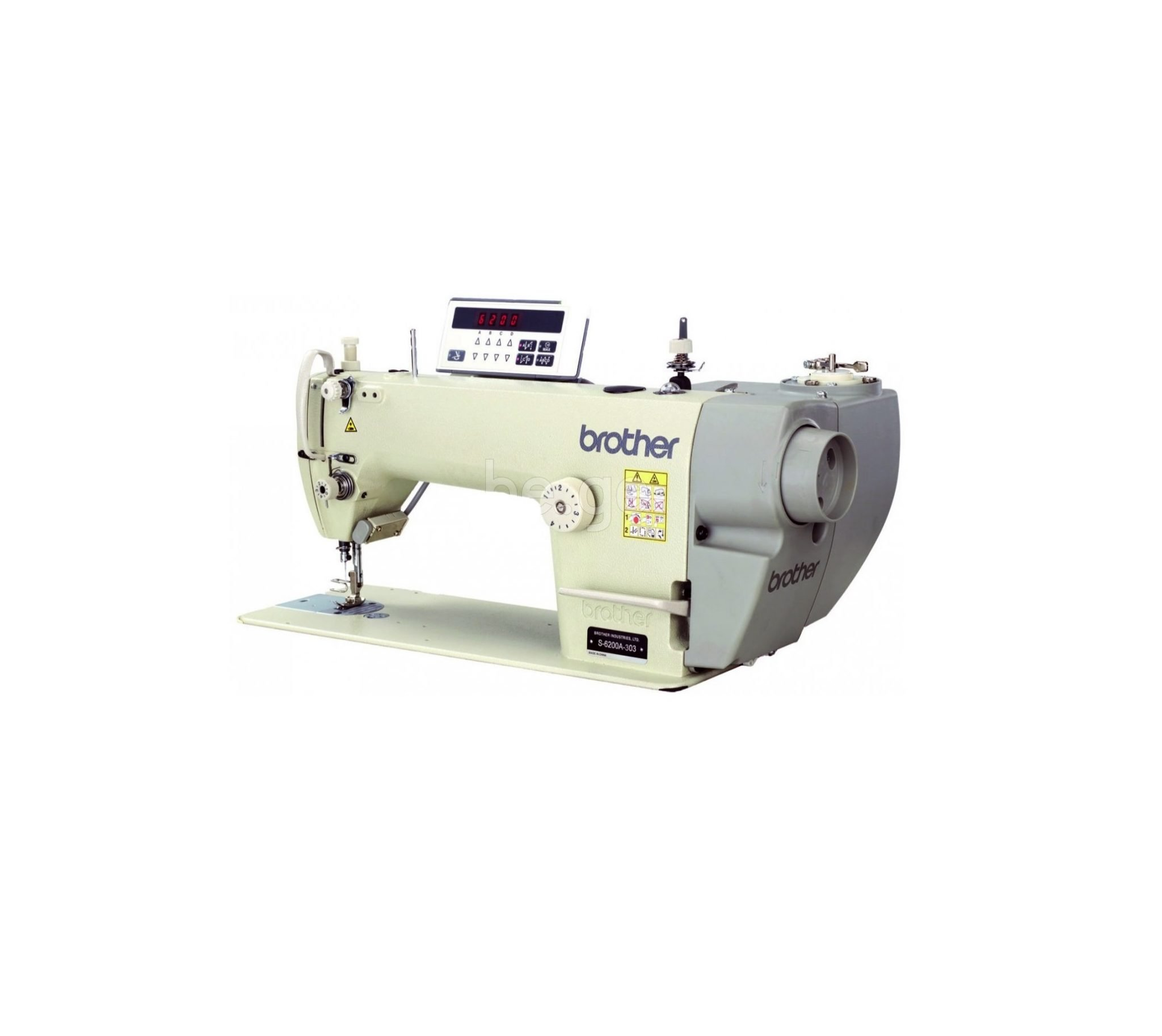 S-6200A Brother Lock Stitch Machine Industrial Commercial Blackmore and Roy Sewing Machine Sales Services and Repairs Western Australia Perth WA