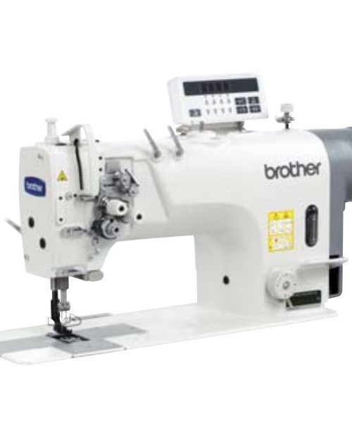 T-8420C Brother Twin Needle Blackmore and Roy Industrial Machine Sales Services and Repairs Commercial Overlocker Garment Maker Blinds Awnings Lock Stitch Carpet Leather Canvas PVC Cutter Cutting