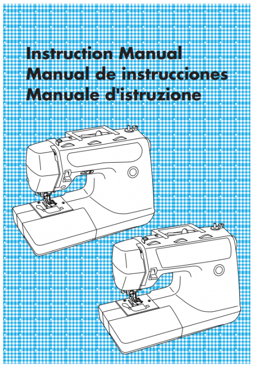 Brother Star 230E Star 240E Sewing Machine Instruction Manual Digital Download Free PDF Online View Read