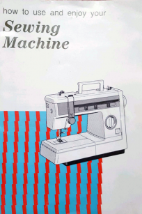 free manuals for sewing machines