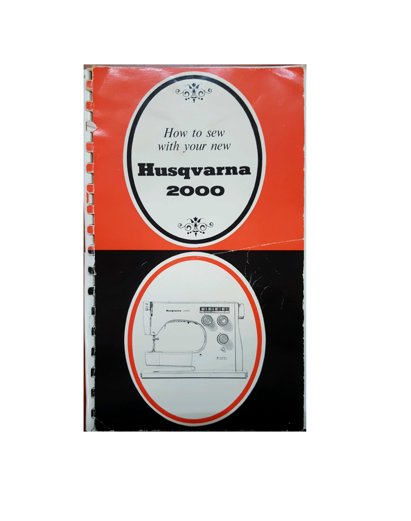 Husqvarna 2000 Instruction Manual PDF Download Read Online Free Cheap EPUB Brochure Booklet