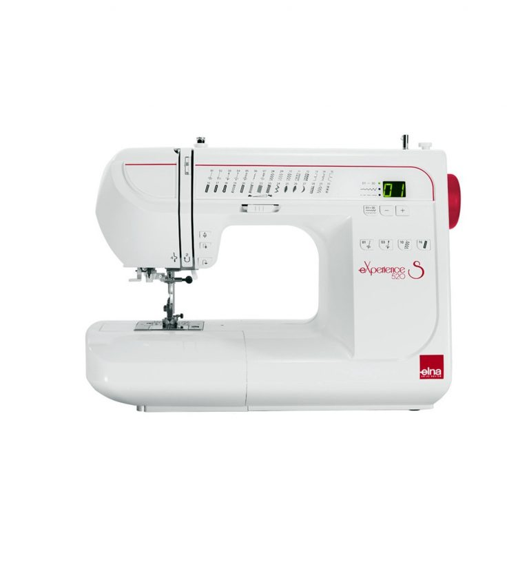 Elna eXperience 520S Sewing Machine Spotlight Cheap Discount Price Blackmore and Roy Domestic Commercial Sales Services Repairs Manual Instruction PDF Features