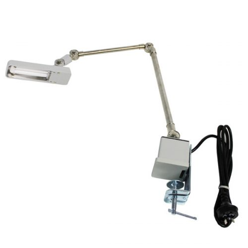 New Brain Machine Light Lamp DS-98K Industrial Domestic Table Clamp