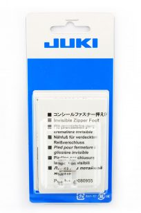 Juki Invisible Zipper Foot 400-80955