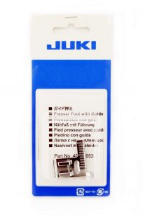 Presser Foot with Guide 400-80952 Juki