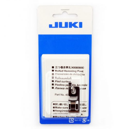 Juki 3mm Rolled Hemmer Foot 400-80958