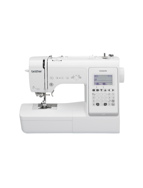 Brother Innov-is A150 Sewing Machine Computerised Fonts Buttonhole Stitches Features 2018 Release New Model