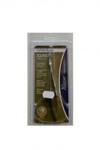 Klasse Curved Blade Squissors 5 inches 5'' embroidery