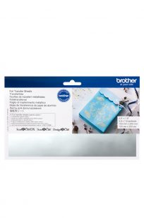 Silver Foil Transfer Sheets Brother Scan N Cut Design N Cut SDX1200 Foil Transfer Starter Kit Accessories