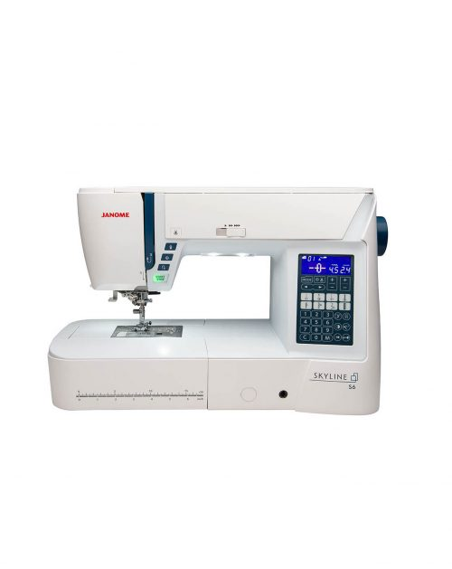 Janome Skyline S6 Computerised Sewing Quilting Machine
