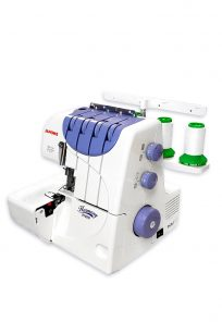 Janome 9102D Overlocker Basic Beginner Cheap Discount Spotlight Free Lessons
