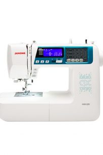 Janome 4300QDC Computerised Sewing Machine Computerized Stitches Buttonhole Discount Spotlight Cheap Price Sale Special Australia Perth WA Western Australia Lessons