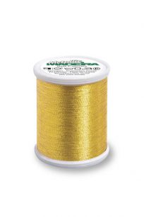 Madeira Metallic FS No. 40 Gold 6 4006 Embroidery Metal Silver Rose Gold