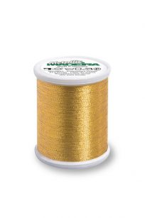 Madeira Metallic FS No. 40 Gold 7 4007 Embroidery Metal Silver Rose Gold